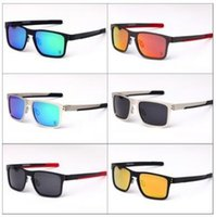 Wholesale eyewears for sale - Group buy summer man metal polarized Sun glasses Fashion women outdoor driving Sunglasses unisex glasses cycling glasses Dazzle colour Eyewears