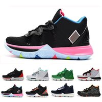 27789d57e374 Irving Limited Sale 5 Men Kyrie Basketball Shoes 5s Black Magic for Kyries  Chaussures de basket ball Mens Trainers Sneakers Zapatillas 40-46. 51% Off