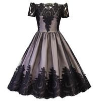82ce047e1e Venta al por mayor de Vestidos De Novia De Oro Negro - Comprar ...