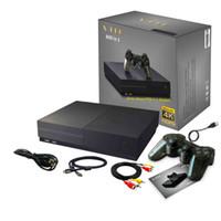av card jogador venda por atacado-X pro 4K vídeo HD jogador jogo duplo de jogos portátil clássico retro Arcade consola HDMI TV a máquina de jogo de 800 jogos melhores brinquedos eletrônicos