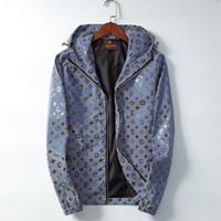 jaqueta jeans venda por atacado-2019 mais recente chegada mens jeans jaquetas de grife para mulheres roupas carta impressa homens casacos de inverno de luxo homens s roupas streetwear