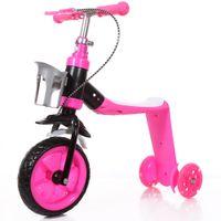 ingrosso giocattolo di guida dell'automobile-2 in 1 bambini Skateboard Scooter camminatore del bambino con le rotelle multifunzione Bambino Bambini Ride on Giocattoli Car 3 Ruote Bike