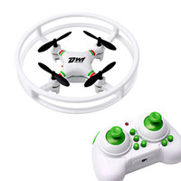 Wholesale rc aircraft gyro resale online - Dwi Dowellin Mini Drone Ghz CH Axis Gyro UFO Aircraft RC Quadcopter Drone