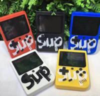 Wholesale top classic games resale online - 2019 TOP Sup Portable Video Handheld Game Console Retro Classic Mini Game Machine Hot sale