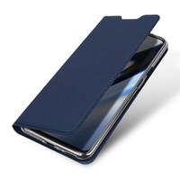 cüzdan huawei toptan satış-Manyetik Kapak Kılıf Huawei P30 Pro P20 Lite Mate 20X Için PU cüzdan Telefon Kapak Için Huawei P SMART Y6 Y5 Y7 Başbakan Y9 2019 Coque