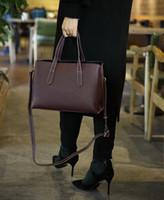 Wholesale large leather hobo crossbody bag resale online - Women s Shoulder Bags Crossbody Fashion Brand Design Hotsale Classical Handbags Clutch Satchel Totes Hobos Backpack wallets purse bags K005
