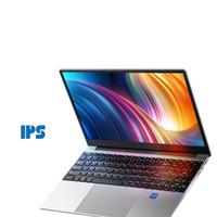 intel hd achat en gros de-15.6 Intel Quad core 8 Go de RAM SSD de 256 Go 15.6inch 1920 * 1080 écran HD IPS USB 3.0 HDMI Windows 10 ordinateur portable de jeu