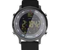 Wholesale inch meters for sale - Group buy Smart Sport Bracelet Outdoor Gentleman Sport Step Pedometer Watch Bluetooth Meters Waterproof Inch FSTN LCD Display Smart Digital Wat