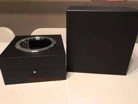 магазин часов оптовых-Роскошные высокое качество концентратор часы оригинальный футляр документы пустой часы футляр и сумка для покупок 4100 7750 часы