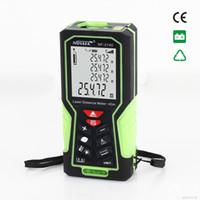 Wholesale tools measuring area for sale - Freeshipping Laser Distance Meter M M M M M Laser Range finder Digital range finder Measure Area volume Tool