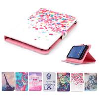 couverture ideapad achat en gros de-Etui universel imprimé pour tablette 7 pouces pour Xiaomi Mi Pad 3 2 étuis béquille Flip Cover Cases pour Xiao Mi Pad 7.9