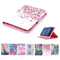 fall für memo tablette groihandel-Printed Universal-7-Zoll-Tablet-Fall für Xiaomi Mi Pad 3 2 Fälle Kippständer Flip-Cover Cases für Xiao Mi Pad 7.9