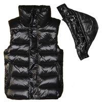 New Designer brand Men and women winter down vest Classic feather weskit jackets womens casual vests coat outer wear plus size:XS-XXXXL