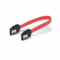ingrosso ata ssd-(1 pz) Kingdian 30 cm Serial Ata Sata3 6 gb / s Data Transfer Cavi dritti 7 Pin Sata Cable Line per Hdd Hard Disk Drive Ssd T190629
