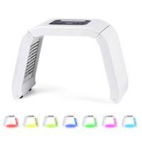 оборудование для светодиодной терапии оптовых-Лучшие Продажи 7 Цветов PDT LED Маска Для Лица PDT Light Для Терапии Кожи, Салон красоты Для Лица, Омоложение кожи, салон красоты