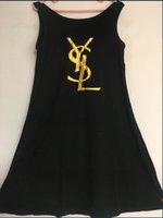 miniskirt dress toptan satış-2019 yeni moda kızlar kadınlar için baskılı elbiseler giyerken tasarımcılar kadınlar için kısa kollu ile rahat mini etek tasarım