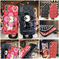 Wholesale sunflower phone case for sale – best for iPhone s Plus X XS MAX XR Pro Max pro Cellphone Cover Phone Case D Embossment Sunflower Pattern TPU back Shell