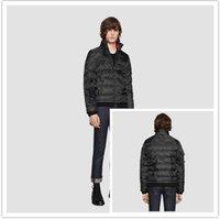 ingrosso migliori giacche da uomo-Il miglior fashion19SS designer di abbigliamento da uomo di lusso manica lunga piumino da uomo giacca di alta qualità semplice tendenza moda M-3XL
