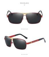 защищать диск оптовых-2019 Марка поляризованных Mercedes солнцезащитные очки мужчины новая мода глаза защиты солнцезащитные очки с аксессуарами унисекс очки для вождения oculos де соль