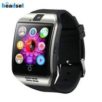 Wholesale Q18 Smart Watch With Camera Bluetooth Smartwatch support SIM TF Card Fitness Activity Tracker Sport Watch For Android