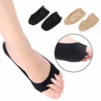 Wholesale health online - Health Care Foot Massage Socks Five Toes Socks Compression Support Arch Relieve Foot Pain Warm Socks MMA1288