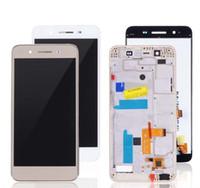 5s de pantalla original al por mayor-Pantalla original para Huawei Enjoy 5S / GR3 Pantalla táctil LCD con reemplazo para pantalla inteligente Huawei P8 Lite