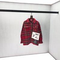 şerit erkekler toptan satış-Asya boyut Erkekler gömlek Günlük Moda Renkli Şerit Asya boyut M-3XLWSJ001 Yüksek Kalite Vahşi Nefes Uzun Kollu ShirtAutuAsian 0q2 yazdır
