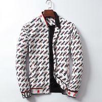 kadın giyim kışlık mont toptan satış-2019 son varış erkek kot tasarımcı ceketler kadın giyim için mektup baskılı erkekler kışlık mont lüks erkek s giyim streetwear