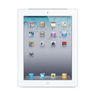 comprimidos reformados venda por atacado-Authentic iPad 2 Remodelado Apple iPad2 Wifi 32GB ROM 9.7inch exibição IOS Desbloqueado Tablet caixa selada grátis DHL