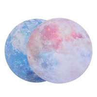 Wholesale earthing pads resale online - Soft Moon Earth Mouse Natural Rubber Planet Series Mat Circular Mouse Pad Anti Slid Anti Distortion PC Laptop Gaming Pad