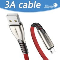 Wholesale micro usb cables cell phone online – 3ft ft ft Zinc Alloy Type c cable A Fast Charging Charger Micro USB Cable Supporting data transmission for samsung note s10 cell phone