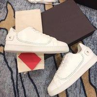 Wholesale shoes men italy new for sale - Group buy 2020 New Arrival Mens Designer Customizable Backnet Sneaker Luxury Italy Fashion Designer Brand Shoes for men women Calfskin Sneakers