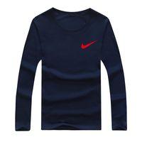 стильные рубашки поло оптовых-Мужская футболка Polo The Beatles с принтом 2019 года. Новая модная мужская футболка Tide с длинным рукавом.