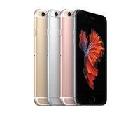 telefon dual core 2gb großhandel-Überholter ursprünglicher Apple iPhone 6S plus IOS11 2GB RAM 16/64 / 128GB ROM Doppelkern 5,5