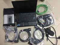Wholesale automotive analyzer for laptop for sale - MB star c5 diagnostic tool with ssd gb with laptop t410 i7 cpu for benz diagnostic tool