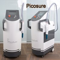 Wholesale spots laser machine resale online - New Picosure Laser machine Tattoo Freckle Removal Mole Dark Spot Pigment Removal Acne Treatment Anti Aging Home Use Beauty Devic