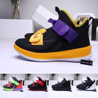 Wholesale gold shoelaces for sale - Group buy Men s SOLDIER XIII Fashion Basketball Shoes Sports Soldiers s PULL Shoelaces Designer Sneakers