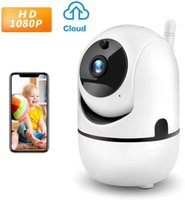 Wholesale record network camera resale online - HD P p Y7 IP WIFI Camera Wireless Security M Night Vision Audio Recording Surveillance Network Baby Monitor APP