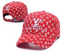 sombrero de bronce al por mayor-2018 Harley Gorra de béisbol Visera curva Algodón Papá Sombreros Nombre de texto personalizado Bordado Hebilla de bronce Gorras personalizadas