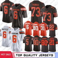 brand new 2fb72 81d18 Wholesale Kareem Hunt Jersey for Resale - Group Buy Cheap ...