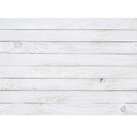Wholesale photographic backdrop white wooden broad wall for photo shoot X5ft vinyl cloth backdrops for baby children photo studio camera photo