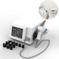 Wholesale new medical devices for sale - Group buy 2019 New Arrival Shockwave New Medical Low Frequency Therapy Device Physiotherapy Equipment ED Treatment Remove Body Fat Machine