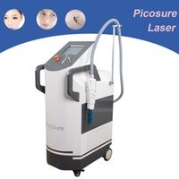 Wholesale handles for laser resale online - picosure Yag laser tattoo removal machine with one handle and laser tips for skin rejuvenation tattoo removal
