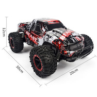 Wholesale big feet toys for sale - Group buy Electric Heliway New Rc Car High Speed Suv Rock Rover Double Motors Big Foot Cars Remote Control Radio Controlled Off Remote Car Toys