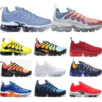 be8555e6a4c34d nike air vapormax 2019 Chaussures de course pas cher pour les hommes PURE  PLATINUM Rainbow Red China travail bule Pink Sea Volt blanc noir femmes  baskets de ...