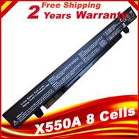 ingrosso asus batterie-Batteria per portatile 5200mAh per ASUS A41-X550 A41-X550A A450 A550 F550 F550 F550 F550 P550 P550 P550 R530 X550 X550 X550 X550 X550 X550A