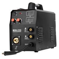 mig welder для оптовых-Аппараты MIG 220 MIG MAG ARC MMA Стик Lift TIG MIG сварочный аппарат