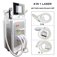 Wholesale nm light for sale - Group buy ipl machine hair removal lasers nm nm nd yag laser tattoo removal light pigmentation therapy equipment