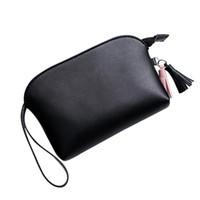 ingrosso tipi borse per ragazze-Borse da donna Moda Donna Nappe Lichee Modello Shell Tipo di borsa Coin Telefono cellulare Sacchetto cosmetico Drop Shipping Ragazze A8 # 159474