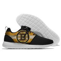 ingrosso scarpe da prato del mens-Scarpe sportive da uomo Prato esterno Scarpe sportive EVA Donna Boston Bruins Stile di vita Sport Traspirante